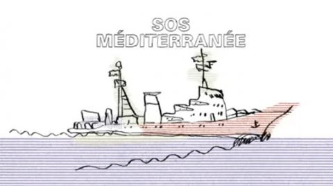 "Support to the creation of an ""SOS Mediterranean"" European network"