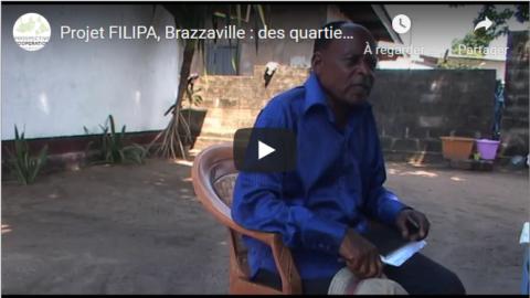 Projet FILIPA, Brazzaville : des quartiers chroniquement menacés d'inondation | vidéo